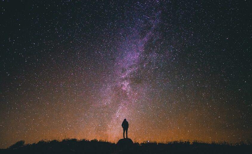 Cosmic universe and spirituality